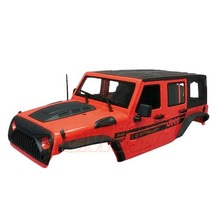 하비몬Jeep Hard Plastic Body Kit 313mm (Parts A) Ver.2 For Axial SCX10 RC4WD TF2 Red[상품코드]XTRA SPEED